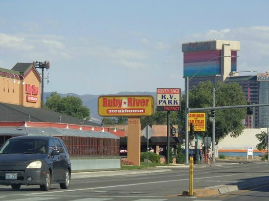 Ruby River Steakhouse: Street View