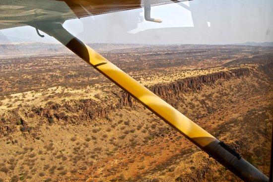 Campi ya Kanzi: Rift Valley