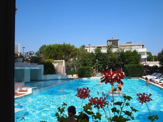 Hotel Milano Helvetia: la fantastica piscina