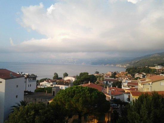 Hotel Miramare : Vista camera