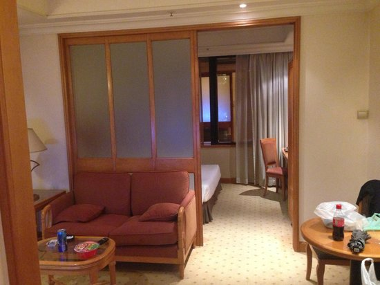 BEST WESTERN PLUS Hotel Hong Kong: Lounge