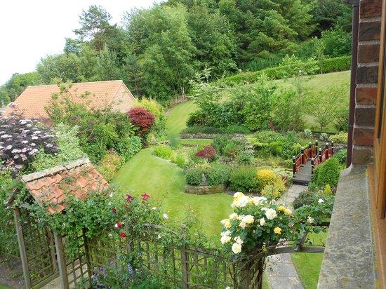 Inglenook Guest House: Il giardino sul retro