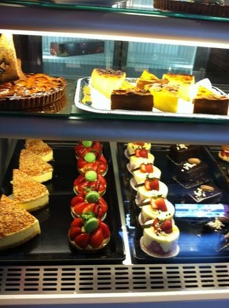 The Taste Factory : more pastries