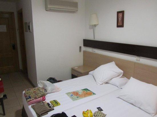 Hostaluz: Dormitorio