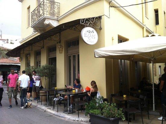 Eris Cafe