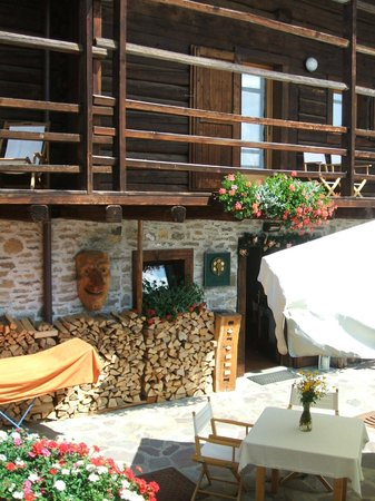 Albergo Diffuso Sauris - Borgo di San Lorenzo : Reception