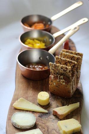 The Hambrough Restaurant: Food
