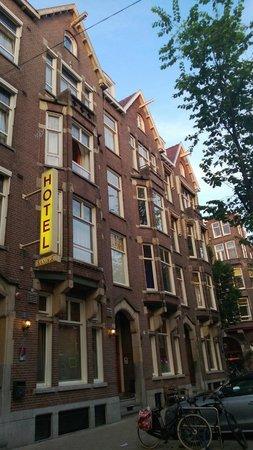 Hotel Sander: Sander Hotel - quartiere dei musei
