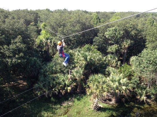 Zip Orlando: Tons of fun!