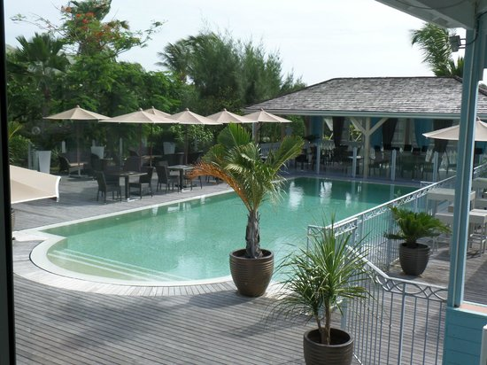 Hotel La Plantation: La Plantation pool July 2013