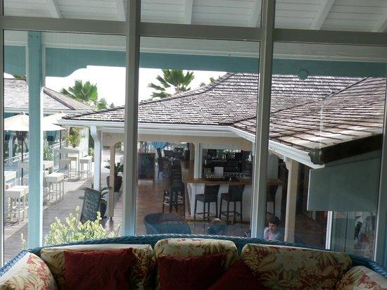 Hotel La Plantation: The restaurant