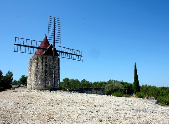 Moulin de Daudet, Fontvieille