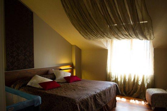 Hotel AF Pesquera: Quarto Superior