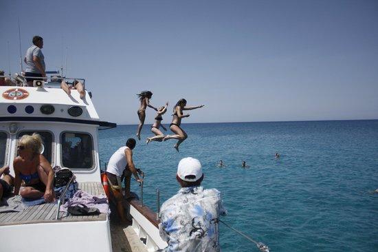 Ayia Trias Boat Trips