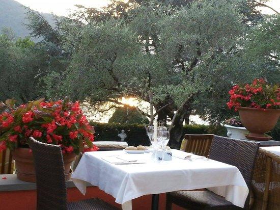 Hotel Villa Kinzica: una cena sublime