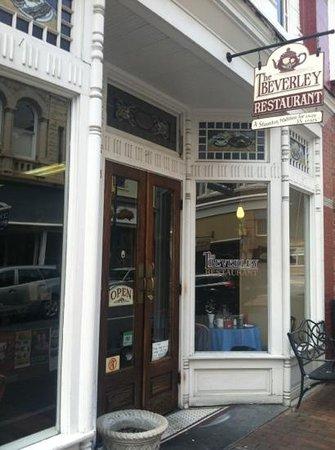 The Beverley: 12 E. Beverley St., Staunton, VA