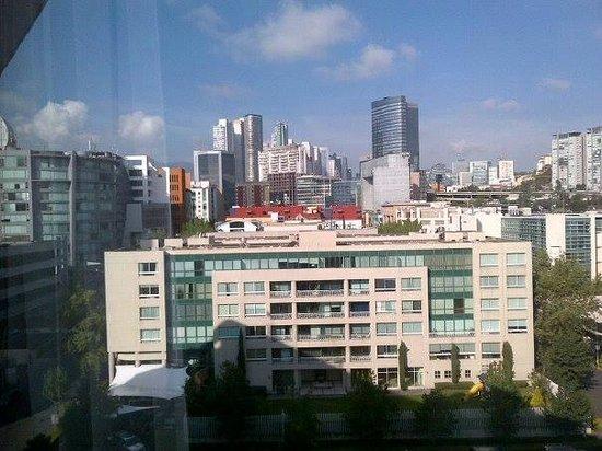 Sheraton Santa Fe, Mexico City : Vista desde la habitación 705.