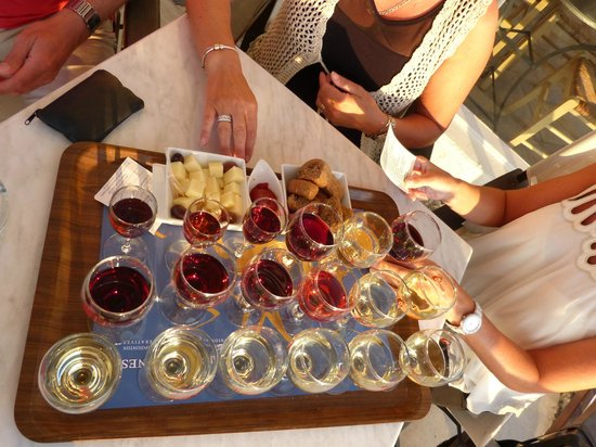 La Mer Deluxe Hotel & Spa : Santo Winery
