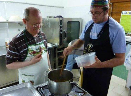 Limoneto: Cours de cuisine
