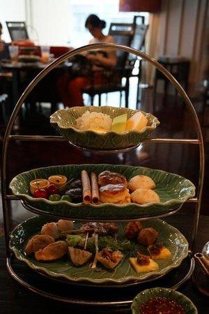Erawan Tea Room High Tea Price
