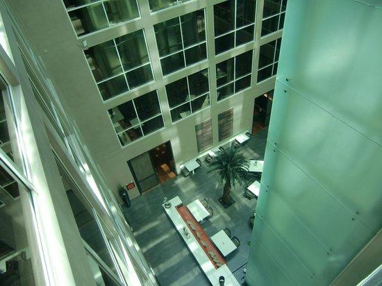 Centro Barsha: hall