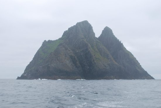 The Skellig Experience : Ominous, Awesome