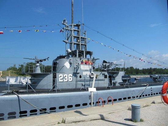 USS Silversides Submarine Museum: Silverside