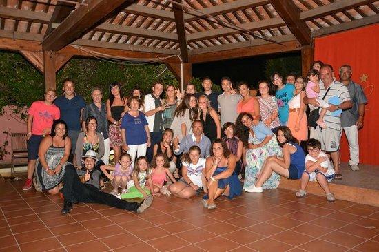 Hotel Costabella: Con i ragazzi di E.20 animazione (19/07/2013)