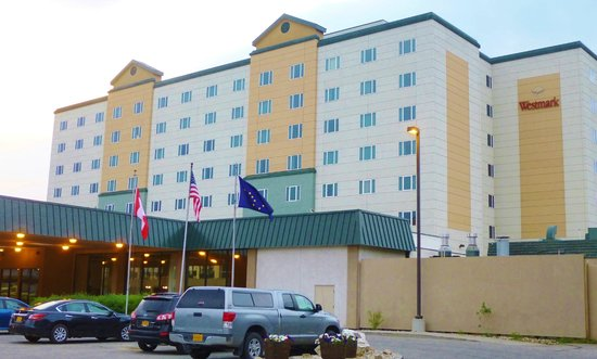 Westmark Fairbanks Hotel and Conference Center: hotel