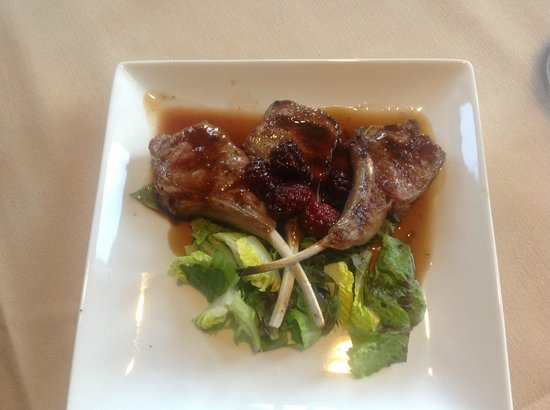 Woodlands Tavern: Appetizer - Lamb Chops