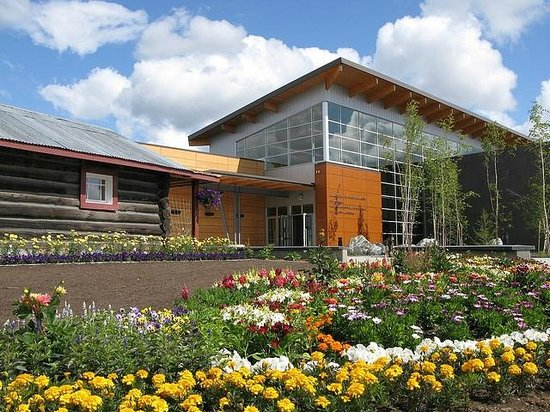 Westmark Fairbanks Hotel and Conference Center: Morris Thompson Centre