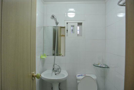 Namdaemun Guesthouse Seoul: shower