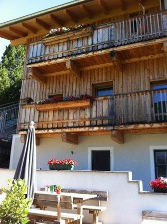 Gasthof Glocknerblick: mooi gerestaureerd hotel