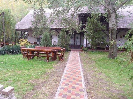 Kondor Eco Lodge: Kondor buildings and grounds