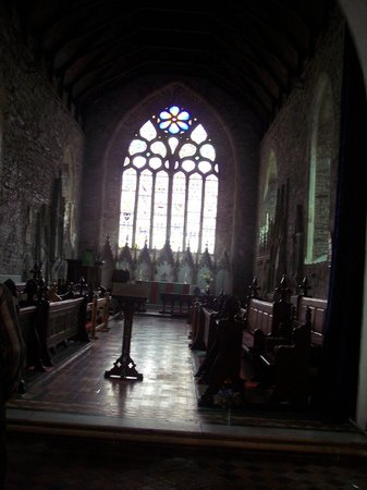 Collegiate Church Of St. Mary: St. Mary's interior