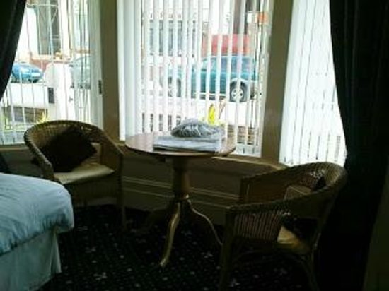 Branston Lodge Guest House: Room 1 Ground Floor Twin Room