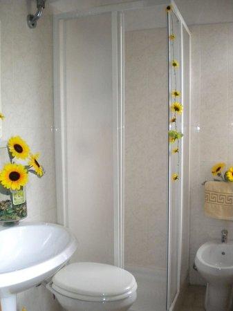 B&B Il Girasole: Il bagno