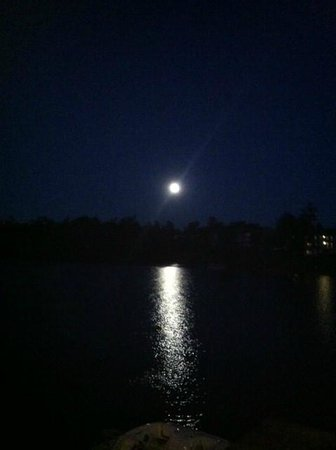 Full moon on 24 may 13 at lake tobesofkee picture of for Lake tobesofkee fishing