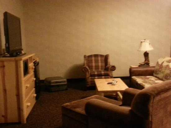 Stoney Creek Hotel & Conference Center - Sioux City: Sitting area