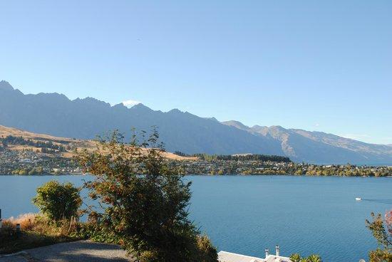 โอ้คส์คลับรีสอร์ต: Beautiful view from our room