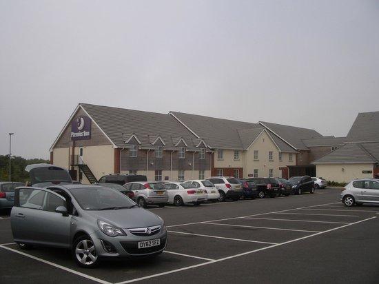 Premier Inn Ramsgate (Manston Airport) Hotel: The hotel