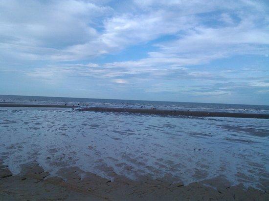Hacienda Don Jesus: El mar regresando