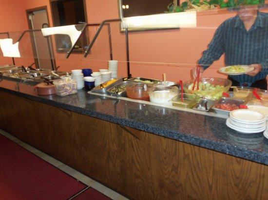 Fort Gibson, OK: Fajita Rita's Buffet