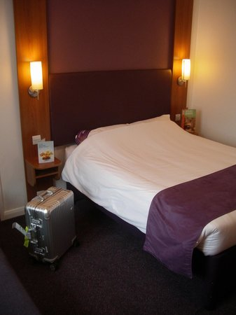 Premier Inn Ramsgate (Manston Airport) Hotel: The room
