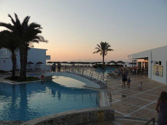 Avra Beach Resort Hotel - Bungalows: The beautiful pool