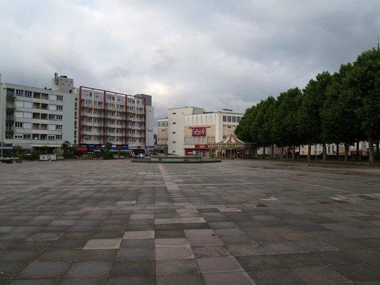 Ibis Budget Limoges: De stad limoges