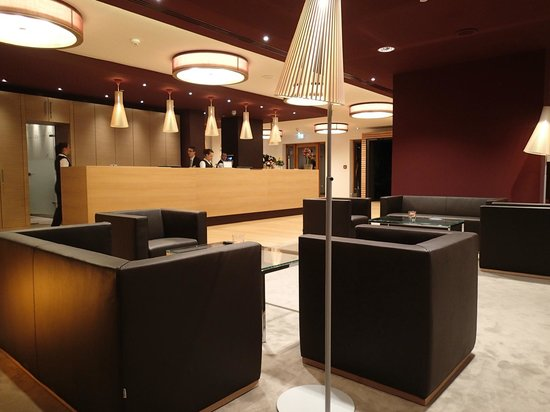 Dorint Resort An den Thermen Freiburg: Lobby