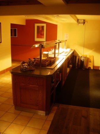 Premier Inn Ramsgate (Manston Airport) Hotel: Breakfast buffet