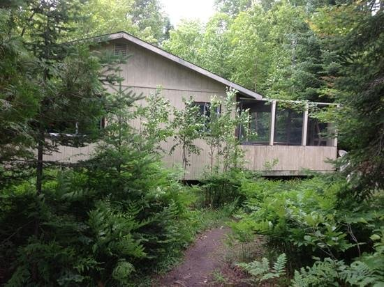 Trout Lake Resort: lodge #6