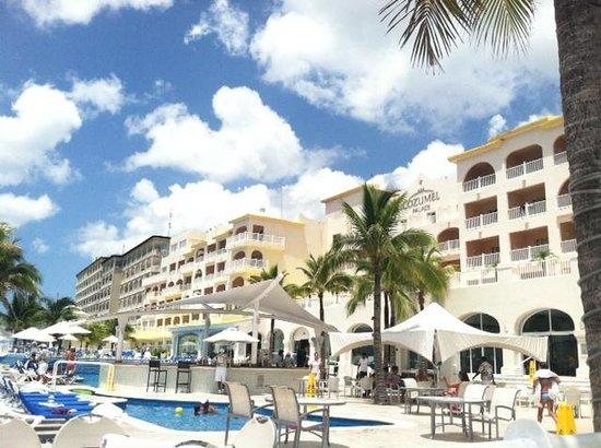 Cozumel Palace: Beautiful Day